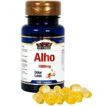 Garlic Odor Less (1000mg) 100 Cápsulas - 100 Cápsulas - Vit Gold