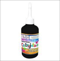 Garrafa de tinta preta peq. para caneta posterpen 100ml base agua - Cartazista.com
