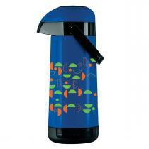 Garrafa Térmica 1 Litro Termolar Magic Pump 8790 - Termolar