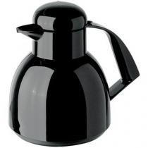 Garrafa térmica para 1 litro preta - Helios