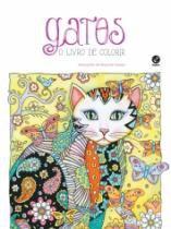 Gatos - O Livro De Colorir  - Galera - 1