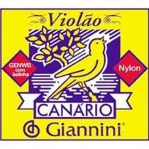 Gcordade nylon genwb para violao 6a corda giannini - Giannini