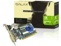 Geforce galax gt mainstream nvidia 71gph4hxj4fn gt 710  2gb ddr3 64bits 1600mhz dvi hdmi vga