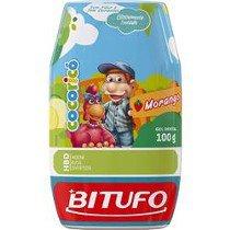 Gel dental bitufo cocorico morango sem fluor - Bitufo