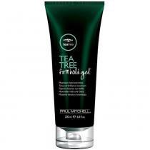 Gel Fixador Firm Hold Tea Tree - 200ml - Tea Tree