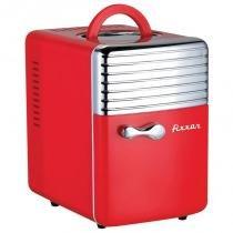 Geladeira 05 l com aquecedor vermelha trifásica - Fixxar