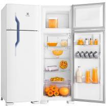 Geladeira Refrigerador 260 Litros Electrolux Cycle Defrost 2 Portas Classe A - DC35A -