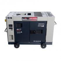 Gerador 10 KVA Monofásico a Diesel 19.4 HP TDWG12000SGE Toyama - Toyama