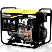 Gerador 5.3 KVA Monofásico a Diesel Matsuyama 6500 Partida Manual (Usado) -