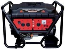 Gerador 5.5 KVA Monofásico a Gasolina 6500VE Gamma Partida Elétrica - Gamma