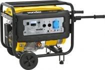 Gerador à gasolina 13hp 127/220 volts 4 tempos partida manual ggv6000 - Vonder -