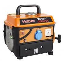 Gerador a Gasolina 2T Partida Manual 950 W Vulcan -