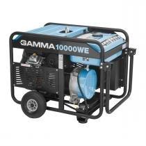 Gerador À Gasolina 4 Tempos 10.000W 220V 380V Ge3469/Br 10000We Gamma -