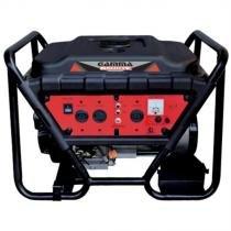 Gerador à Gasolina 6,5 KVA 4 Tempos 6000W BIVOLT Partida Elétrica GE3466BR GAMMA -
