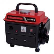 Gerador a gasolina 840/950 w 2 tempos kawashima 220 v - Ccm maquin