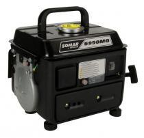 Gerador a Gasolina 950 W 2 Tempos Somar 220 V - Comprenet