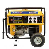 Gerador de Energia 5000W Bivolt Gasolina Gg5500 Ferrari -