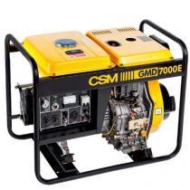 Gerador de Energia à Diesel 4T Partida Elétrica 6,25 kVA 110/220V - Csm