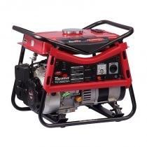 Gerador de Energia à Gasolina 1,2 KW Monofásico Motor 2,5 HP TG1200CXV1 TOYAMA -