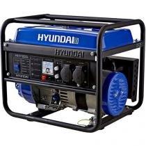 Gerador de Energia á Gasolina 3Hp Hyundai - HHY1200L