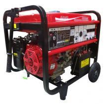Gerador de Energia a Gasolina 4 tempos Trifásico 8 kva partida elétrica 220/380v - NG8000E3D - Nagano