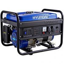Gerador de Energia á Gasolina 7Hp Hyundai - HHY2200F
