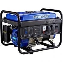 Gerador de Energia á Gasolina 7Hp Hyundai - HHY3000F