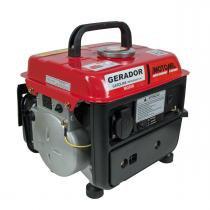 Gerador De Energia À Gasolina 800W 1.5Hp Mg950 Motomil -