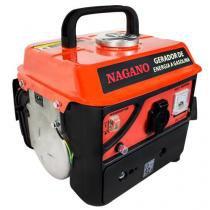 Gerador de Energia a Gasolina Monofásico 2 Tempos Partida Manual 60 HZ NG96 - Nagano