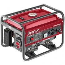 Gerador de Energia à Gasolina Portátil 6,41Hp - Branco B4T-2500S