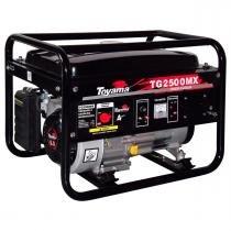 Gerador Gasolina 4 Tempos 220V 15 Litros Tg2500mx2 Toyama -