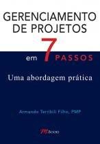 Gerenciamento de projetos em 7 passos - M.books