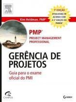 GERENCIAS DE PROJETOS - GUIA DE EXAMES PARA PMI - 7º ED - Campus universitario (elsevier)