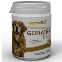 Geriatric dog 100g organnact -