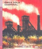 Germinal - Hub Lectures Seniors - Niveau 3 - Livre Avec Cd Audio - Hub editorial