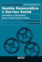 Gestao Democratica E Servico Social - Cortez - 1
