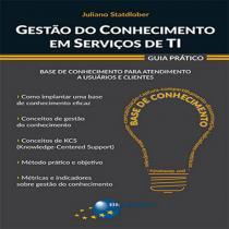 Gestao do conhecimento em servicos de ti - 9788574527635 - Brasport