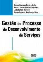 Gestao do processo de desenvolvimento de servicos - 9788522459568 - Atlas exatas, humanas, soc (grupo gen)