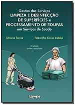 Gestao dos servicos limpeza e desinfeccao de super - Sarvier