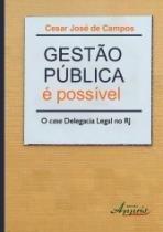 Gestao Publica E Possivel - Appris - 952410