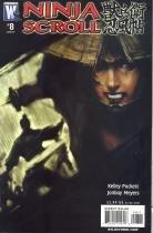 Gibi - Ninja Scroll - WildStorm - Junho/2007 - 8 - EM INGLÊS -