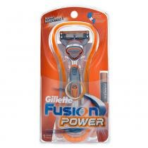 Gillette Fusion Power - Aparelho de Barbear - Gillette