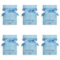Giovanna Baby Blue Deo Colônia 50ml (Kit C/06) -