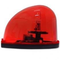Giroflex Sinalizador Luz Emergência 12V Sem Sirene Tech One T1GFSSVM Vermelho -
