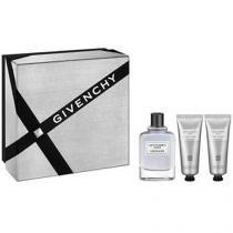 Givenchy Gentlemen Only Kit - Eau de Toilette + Shampoo + Creme de Barbear - Givenchy