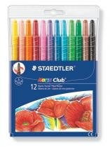 Giz de Cera Retratil Twist Staedtler -
