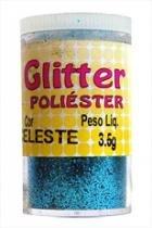 Glitter Poliéster 4g - Glitter -