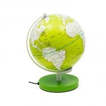 Globo Iluminado Color Verde - Goods br