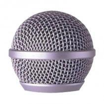 Globo Metálico para Microfone Linhas SM58-P4 e Plus - Leson - Leson