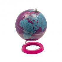 Globo pink, purple e blue polished - Roxo - Goods br